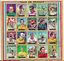 Ajman 1972 Toue De France - Ajman