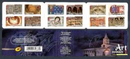 2010 Carnet Adhésif ART ROMAN -N° BC 455 - NEUF - LUXE ** NON Plié ( Faciale - 12 % ) - Carnets