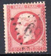 5/ France  : N° 24a Oblitéré  , Cote : 90,00 € , Disperse Belle Collection ! - 1849-1850 Cérès