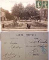 Montluçon, Avenue De La Gare, Vue Générale - Montlucon