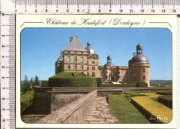 Château   De    HAUTEFORT    - - Frankreich