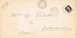 16218. Carta Impresos SERGNANO (cremona) 1940. Certificato Residenza - 1900-44 Vittorio Emanuele III