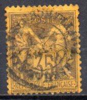 5/ France  : N° 93 Oblitéré  , Cote : 40,00 € , Disperse Belle Collection ! - 1849-1850 Cérès