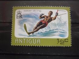 Antigua N°429 SKI NAUTIQUE Neuf **