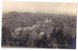 SCHWELLBRUNN: Echt-Foto-AK 1924 - AR Appenzell Rhodes-Extérieures
