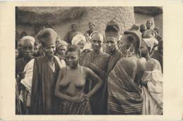TCHAD - Bororos. Pasteurs Nomades de race Foulb�