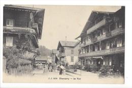 13596 -  Champéry La Rue - VS Valais