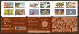 2011 Carnet Adhésif FETE Du TIMBRE -BC 526  NEUF - LUXE ** NON Plié 12 Timbres ( Faciale - 10 % ) - Carnets