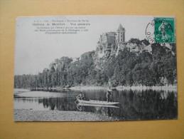 VITRAC. Le Château De Montfort. - Andere Gemeenten