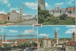 ZADAR VUES - Yugoslavia