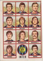 CALCIATORI PANINI 1973-74 SQUADRA SERIE A- INTER N. 16 (161114) - Panini