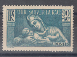 France 1939 Yvert#419 Mint Never Hinged (sans Charnieres)