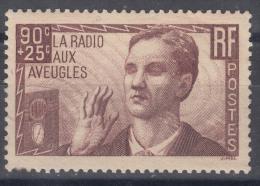France 1938 Yvert#418 Mint Never Hinged (sans Charnieres)