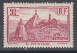 France 1933 Yvert#290 Mint Never Hinged (sans Charnieres)