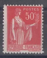 France 1932 Yvert#283 D (type IIB) Mint Never Hinged (sans Charnieres)