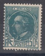 France 1933 Yvert#291 Mint Hinged (avec Charnieres)