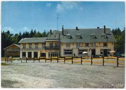 Cpsm Belgique TRANSINNE La Barriere Hotel Restaurant - Libin