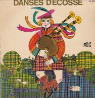 Danses D'Ecosse - UNI DISC  - Collection Rythmes Et Jeux - Ex 45 334. - World Music