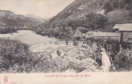 Cascade De Banges Près D'aix - France