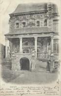 50 Manche Ducey Château De Montgommery Le Portique BE - Ducey
