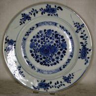 China Porzellanteller Quianlong 1736-1795. - Asiatische Kunst