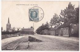 Sint Pieters-Lille: Op Den Berg. - Lille