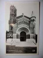 Carte Postale Villeneuve Sur Lot L'Eglise (non Circulée) - Villeneuve Sur Lot