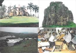 AFRIQUE NOIRE - OUGANDA : Multivues - CPM 1996 - Black Africa - Oeganda