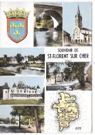 Souvenir De SAINT FLORENT SUR CHER - Saint-Florent-sur-Cher