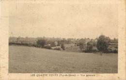63 - Les Quatre Vents - Vue Générale - Près De Tauves - Puy De Dôme - Voir Scans - France