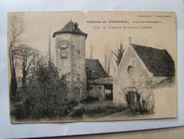 47## CHATEAU DE VIRAZEIL: Tour Et Chapelle De L'ancien Chateau                CPA - France
