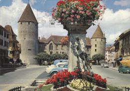 Ph-CPSM Suisse Yverdon (VD Vaud) Le Château - VD Waadt