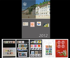 Liechtenstein - Postfris / MNH - Complete Yearset 2012 - Liechtenstein