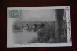 MAUREILHAN - Pont Sur Le Liron , Route De Puisserguier - Andere Gemeenten