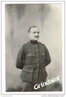 CARTE PHOTO CAMP DE PRISONNIER DE GUSTROW ALLEMAGNE 15/10/1917 - Güstrow