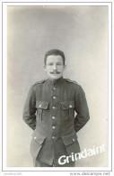 CARTE PHOTO CAMP DE PRISONNIER DE GUSTROW ALLEMAGNE 27/09/1917 - Güstrow