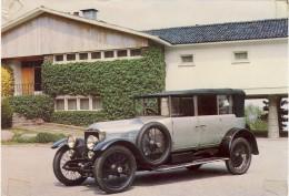 CARAMULO,Museu Do Automovel, MINERVA 1921, 2 Scans PORTUGAL - Aveiro