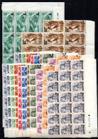 5/ Sarre N° 216 à 228 X 20 Neuf XX Second Choix  , Cote : 140,00 € , Disperse Belle Collection ! - Unused Stamps