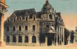 Langres (Haute-Marne) - La Caisse D´Epargne - Carte LL N°14, Colorisée, Non Circulée - Banks
