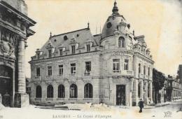 Langres (Haute-Marne) - La Caisse D´Epargne - Carte ND Phot N°38 - Banks