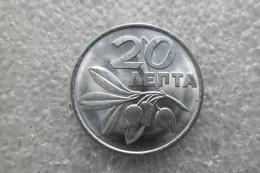Greece 20  Lepta 1973 UNC - Grèce