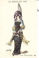 Illustrateur ROBERTY ,la Mode En 1910, Les Entravées 206 - Robert