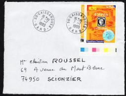 France 1999: N° 3374 (YT3258) Obl Sur Devant De Lettre Du 7-7-1999 - TB - Covers & Documents
