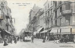 Nancy - Point-Central - Tramway - Belle Animation - Imprimeries Réunies - Nancy