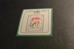 M151- Bloc MNH Ciskei 1988 - MNH - Flowers - Crinum Campanulatam - Other