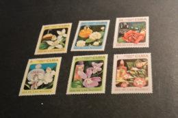 M155- SetMNH Cuba 1989 - MNH - Flowers, Orchids -parfume - Other