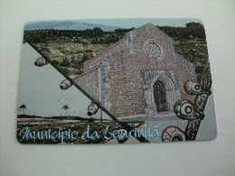 Câmara Municipal Da Lourinhã Portugal Portuguese Pocket Calendar 2005 - Calendarios