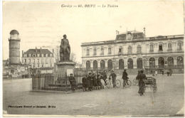 19/CPA A - Brive - Le Théatre - Brive La Gaillarde