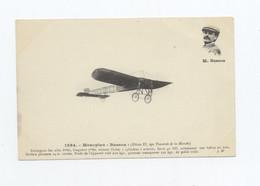 CPA A - Monoplan BUSSON (Avion) - Aviation