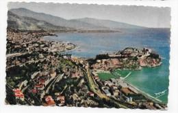 MONACO - N° 782 - VUE GENERALE - PLIS ANGLE BAS A  GAUCHE - CPA NON VOYAGEE - Mónaco